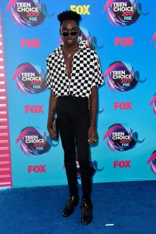 Rickey Thompson - Teen Choice Awards 2017