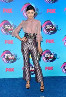 Vanessa Hudgens - Teen Choice Awards 2017