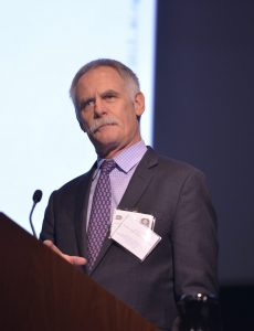 "Robert Winchell, MD, FACS, speaks at the ""Achieving Zero Preventable Deaths"" Conference"