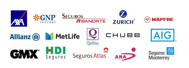 logos de aseguradoras