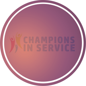 Champions in Service