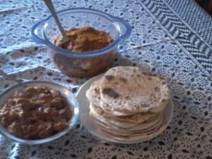 Dinner, Day 3