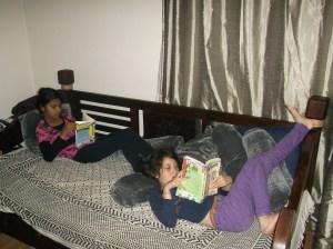 Ishthara &Kashmira Reading