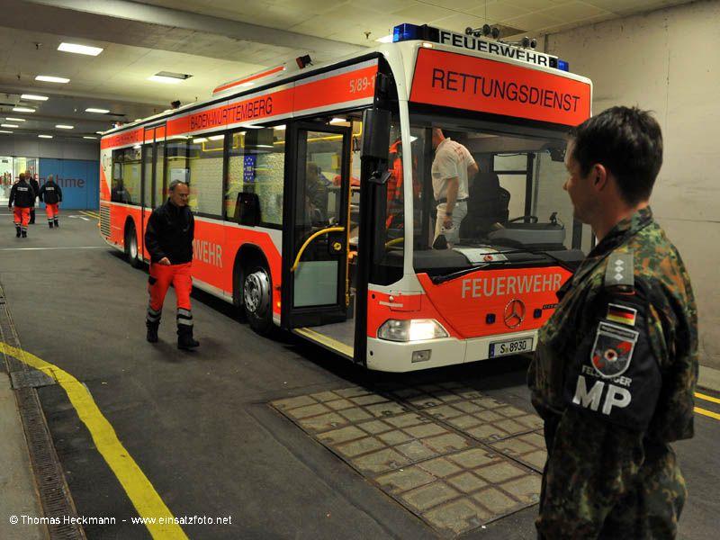 Weitere Ukrainer werden in Ulm behandelt