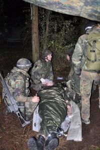 Leistungsschau des Sanitätsdienstes der Bundeswehr
