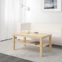 Ikea Lack Beistelltisch 90x55 weiß Sofatisch Couchtisch ...