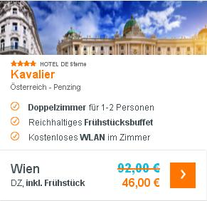 Hozel Kavalier Wien - Bichungsinformationen