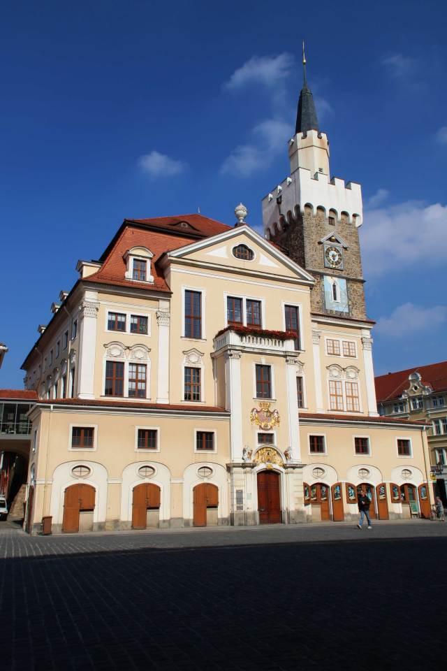 Das Löbauer Rathaus
