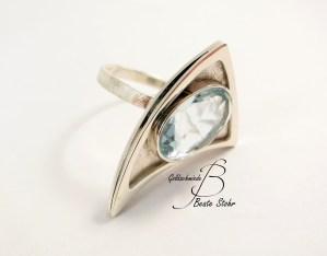 Umarbeitung Ring Silber