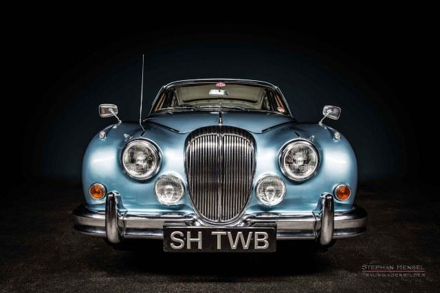 Daimler 250 V8. Autofotografie: Stephan Hensel, Hamburg, Oldtimerfotograf, Oldtimerfotografie