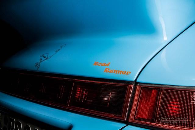 PORSCHE 964 RS 3.8, Detailansicht Heckpartie rechts, Stephan Hensel, Autofotograf, Hamburg