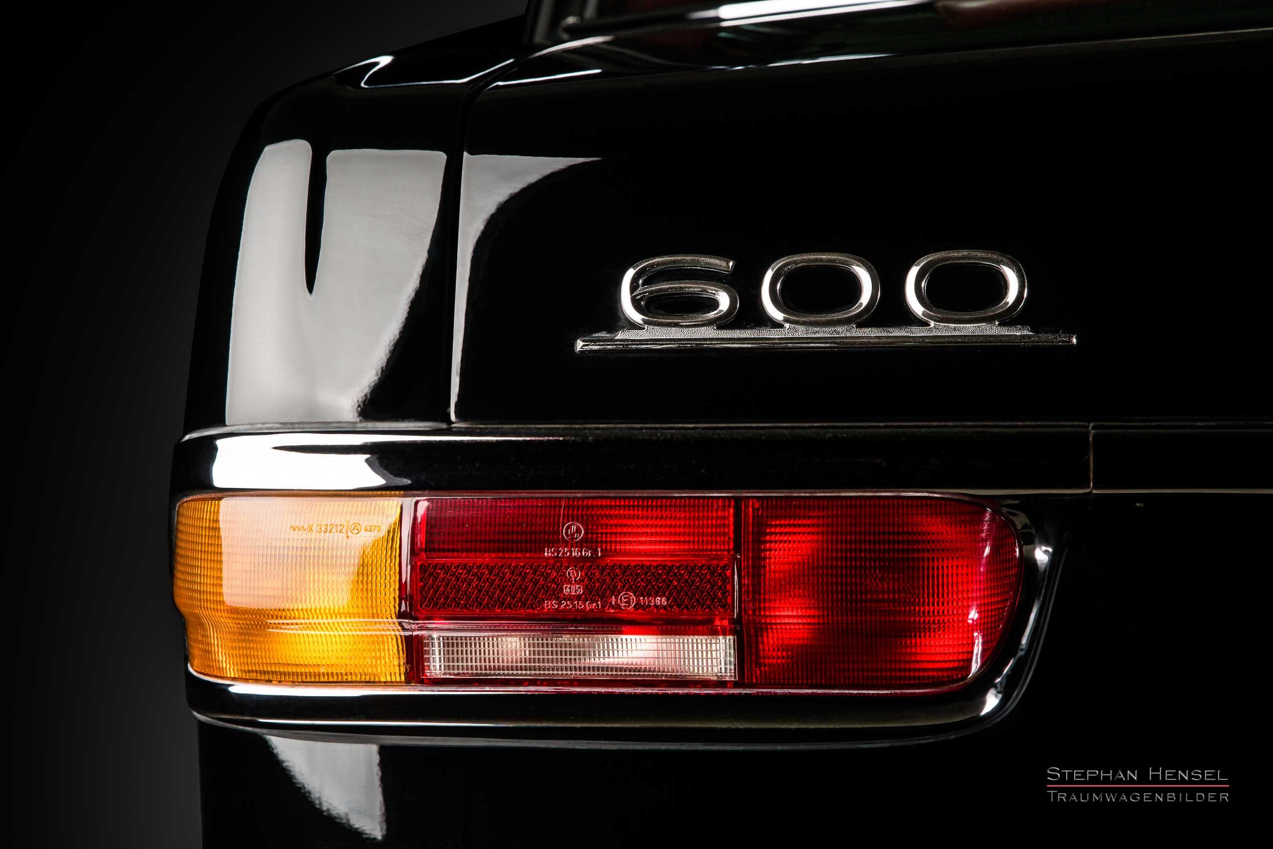 Mercedes-Benz 600, Großer Mercedes, Autofotografie: Stephan Hensel, Hamburg, Oldtimerfotograf, Autofotograf, Automobilfotograf, Oldtimerfotografie, Autofotografen