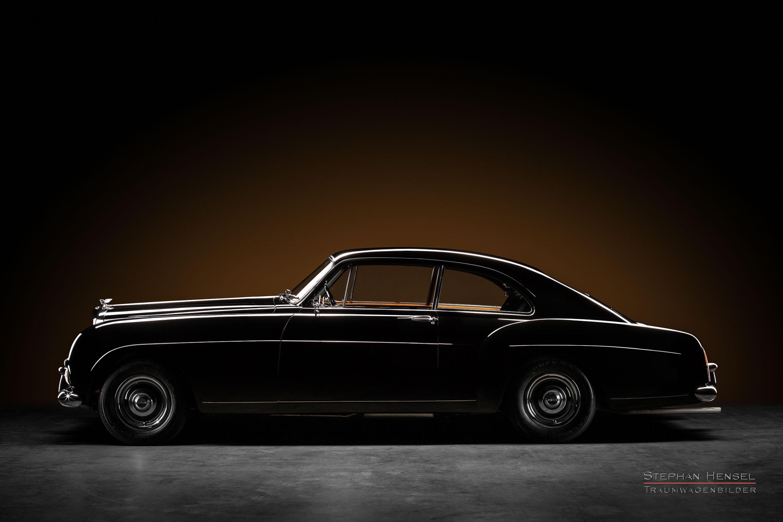 Bentley S1 Continental, 1956, Seitenansicht, Autofotograf, Hamburg, Automobilfotograf, Oldtimerfotograf, Oldtimerfotografie, Car Photography, Stephan Hensel