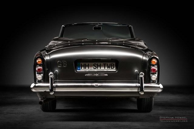 Bentley S2 Continental DHC, 1960, Heckansicht, Autofotograf, Hamburg, Automobilfotograf, Oldtimerfotograf, Oldtimerfotografie, Car Photography, Stephan Hensel