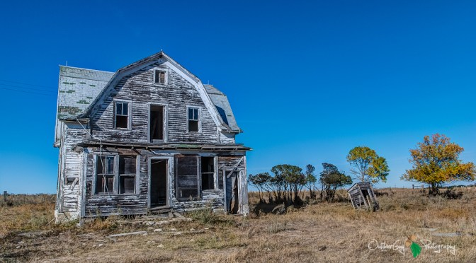 Merricout Abandoned Farmstead | ND Drift Prairie