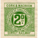 Cork and Macroom Direct Railway Stamp