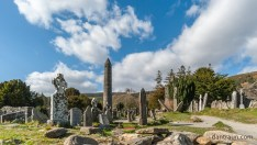 Glendalough Roundtower 02
