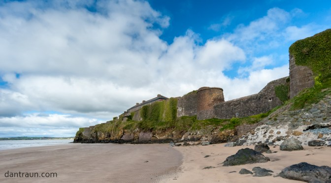 DUNCANNON FORT & BEACH – COUNTY WEXFORD – REPUBLIC OF IRELAND #discoverireland