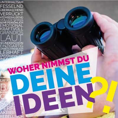 Friederike Delong, die Trautante, sucht nach den richtigen Ideen bei einer freien Trauung auf der Doveelbe in Hamburg