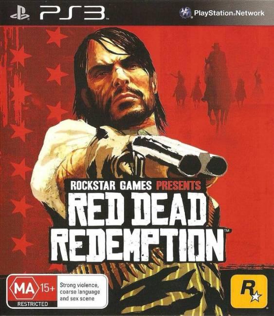PS3 - Australian cover