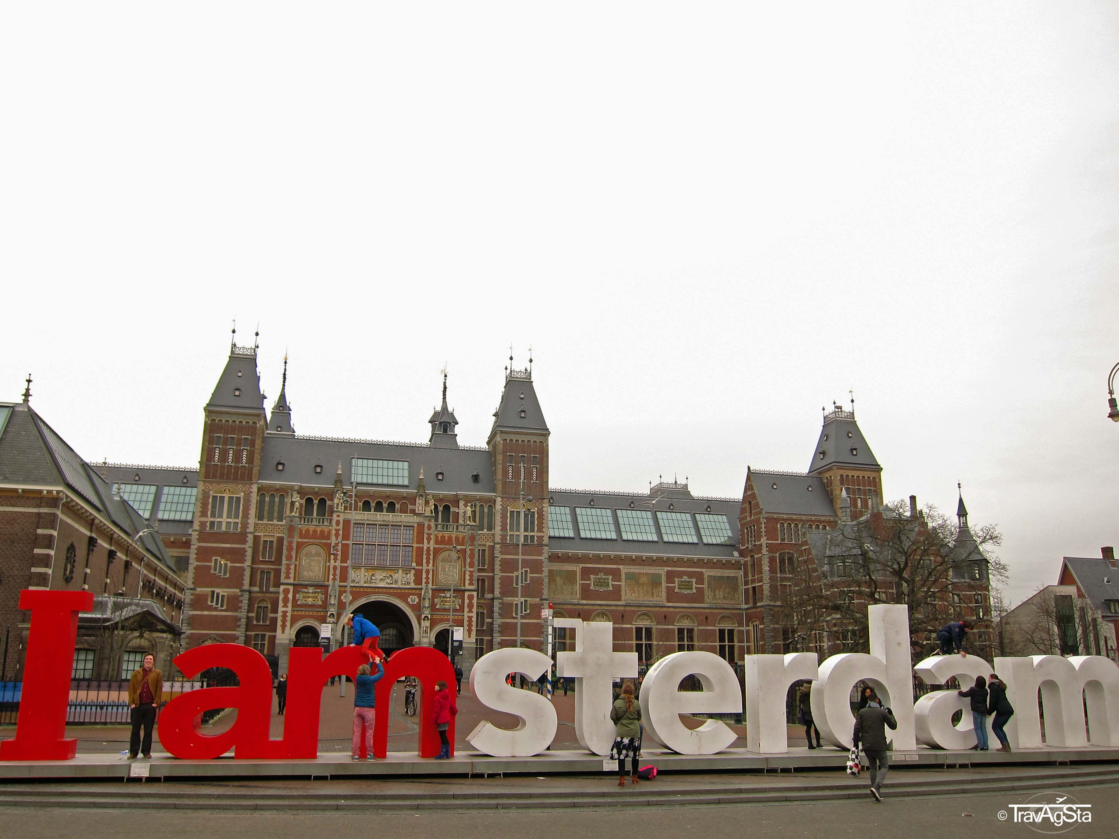 Amsterdam – Canals, weed and cheese! – Part 2