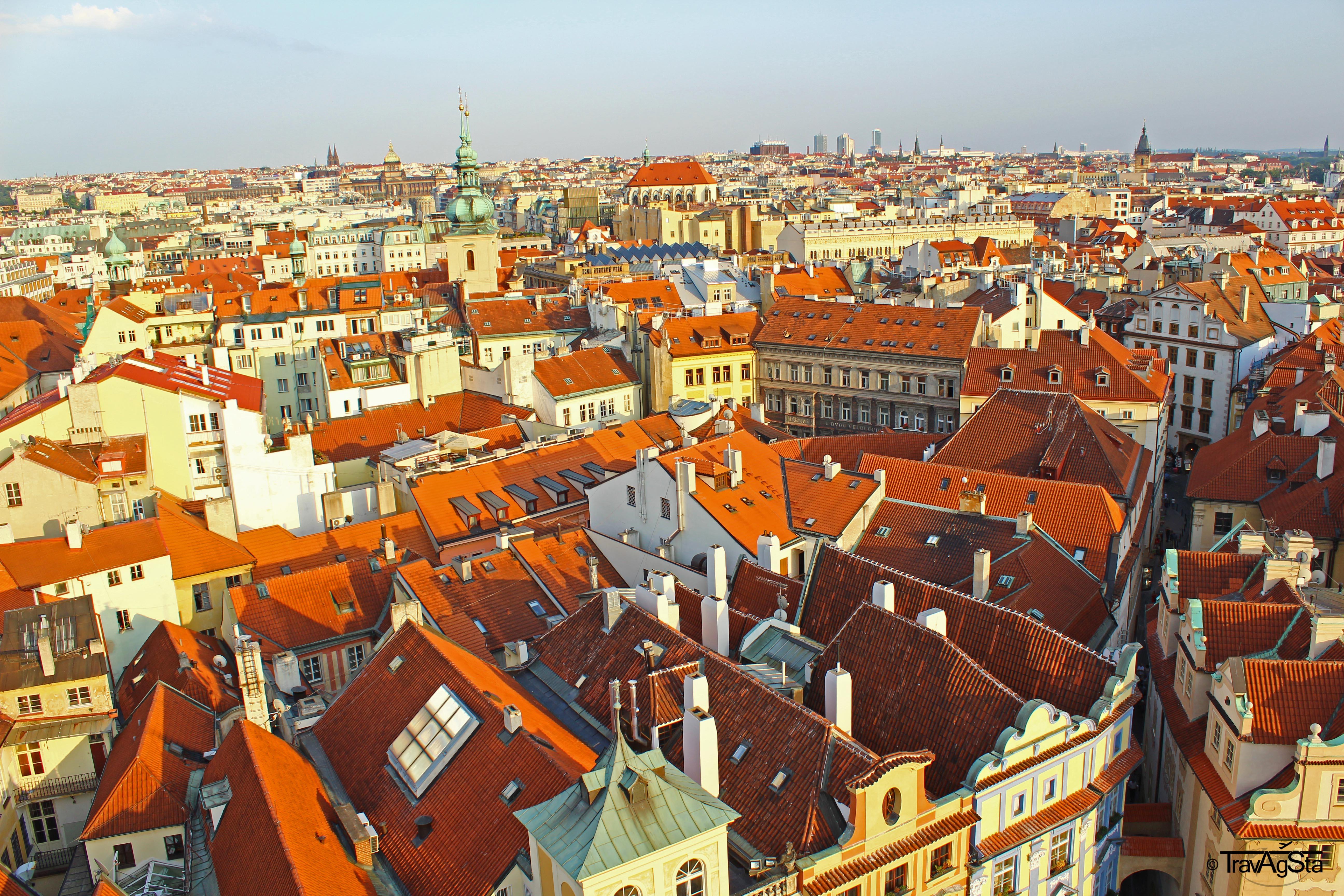 Prag – Die Goldene Stadt schmilzt!