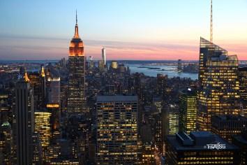 Rockefeller Center, New York City, USA
