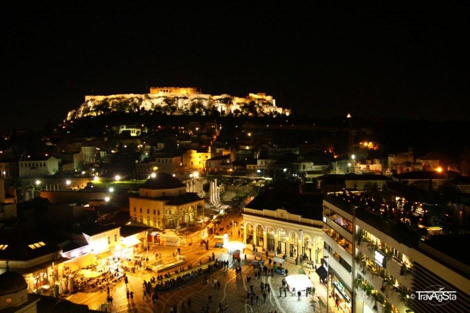 A for Athens, Athens, Greece
