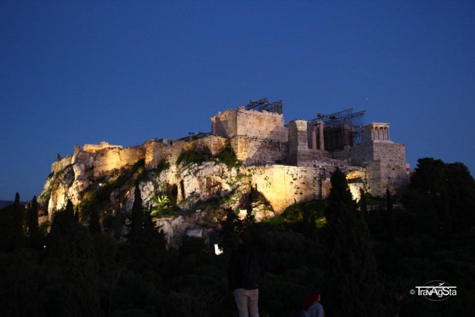 Aeropag, Athens, Greece