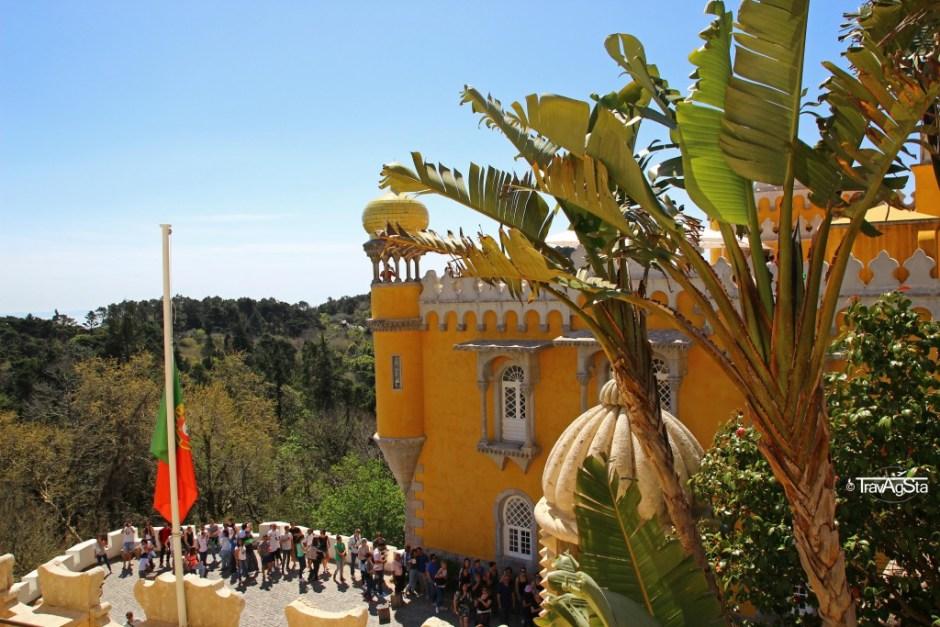 Palacio Nacional de Pena, Sintra, Portugal