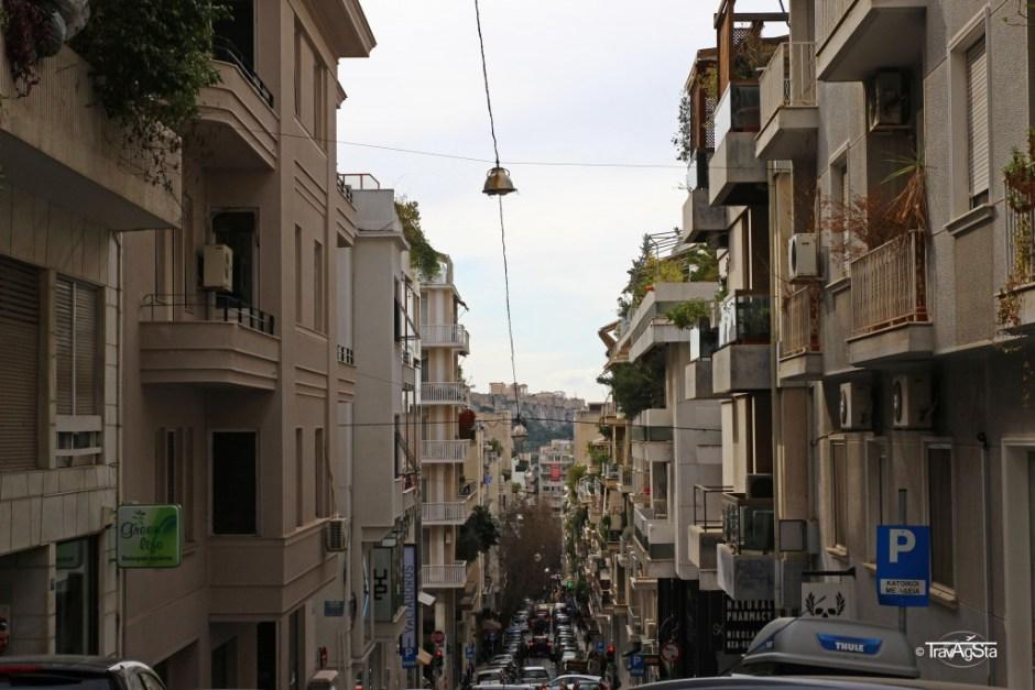 Kolonaki, Athens, Greece
