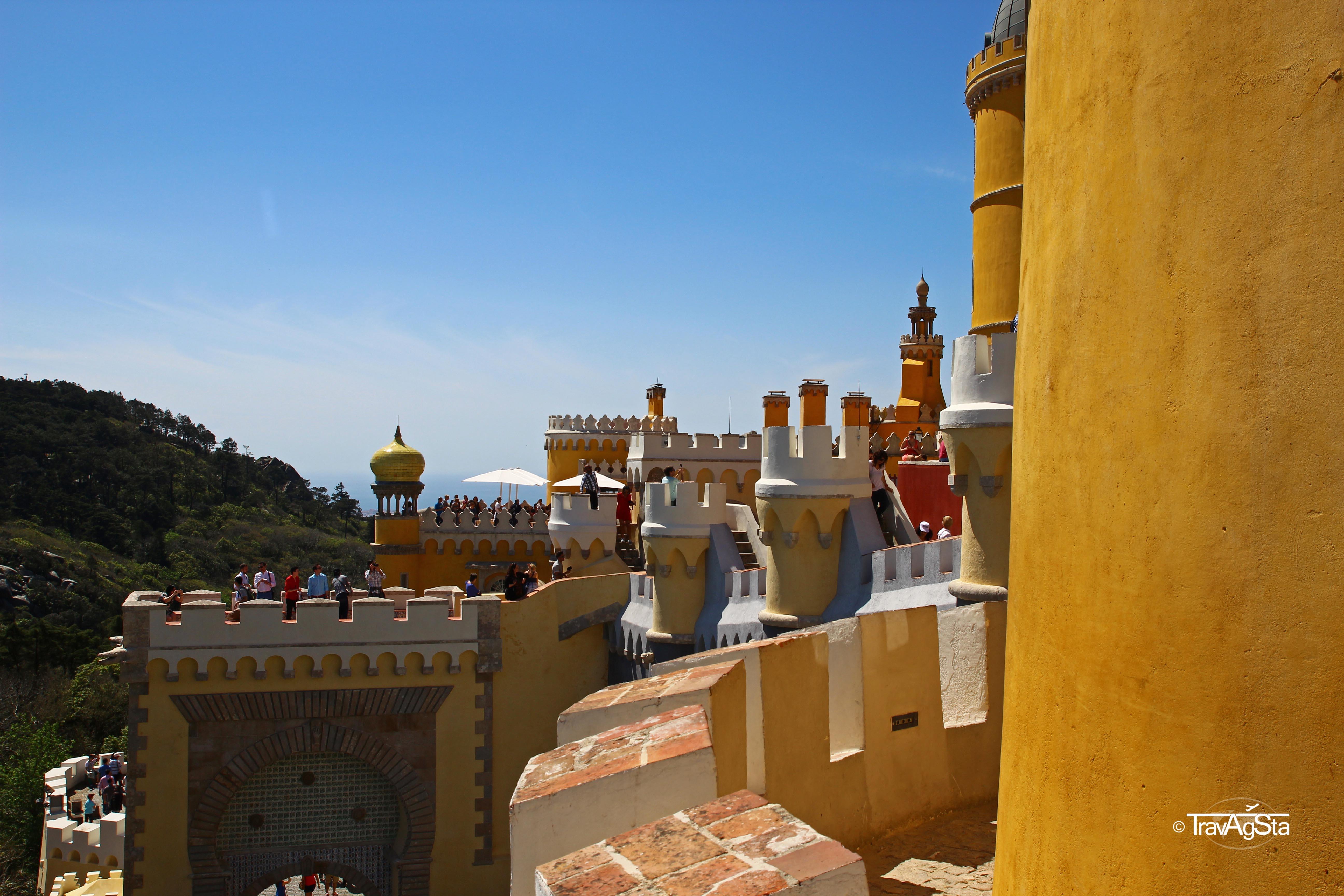 Es waren einmal 12 schöne Burgen und Schlösser…