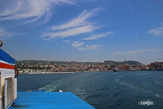 Pozzuoli, Ferry to Procida