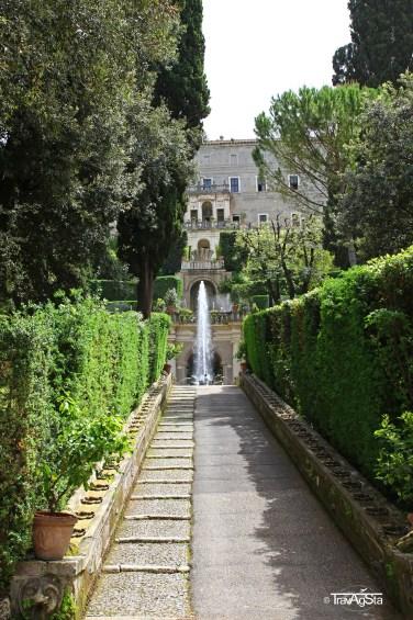 Tivoli, Italy; Villa d'Este