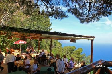 "Capri, ""Trattoria Le Grottelle"""