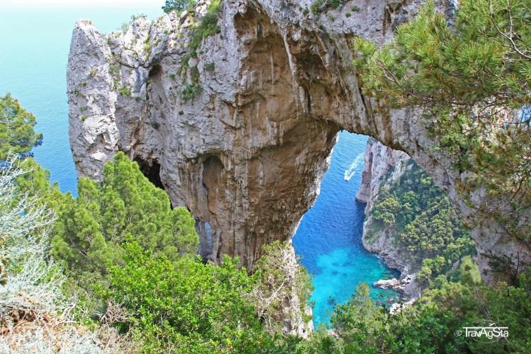 Capri, Arco Naturale