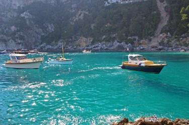 Capri, Piccola Marina