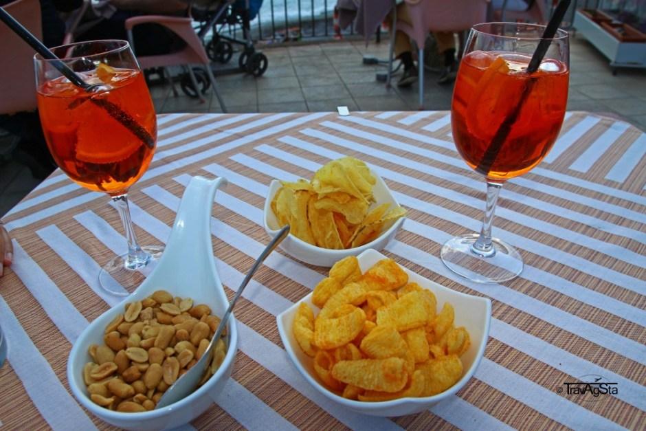 Aperol Sprizz, Maiori, Amalfi Coast, Italy