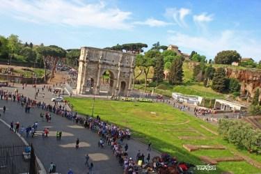 Rome, Colosseo