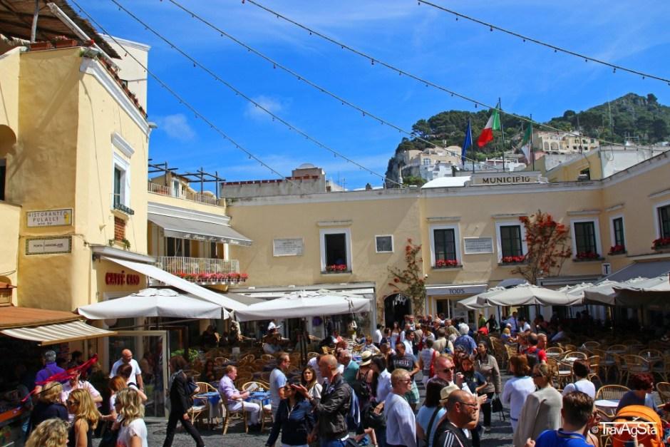 Capri, Piazetta