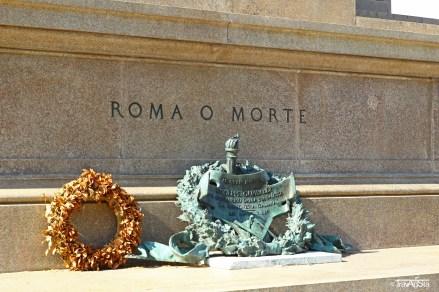 Rome, Piazza Garibaldi Gianicolo (5)t