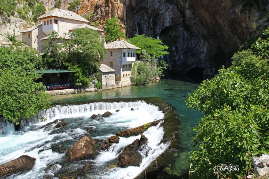 Blagaj tekja, Buna River