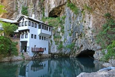 Blagaj tekija, Bosnia & Herzegovina