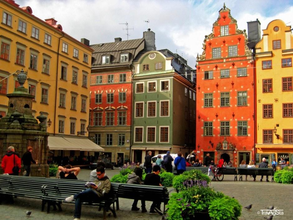 Old Town (Gamla Stan), Stockholm