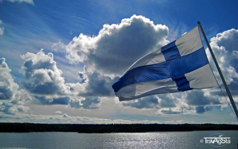 Archipelago off the Finnish coast