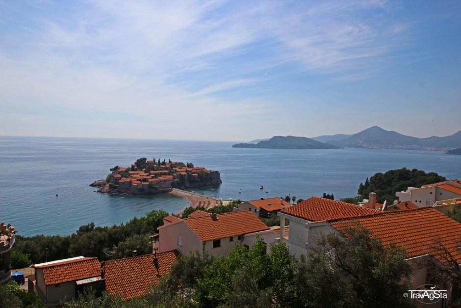 Budva, Montenegro; Sveti Stefan