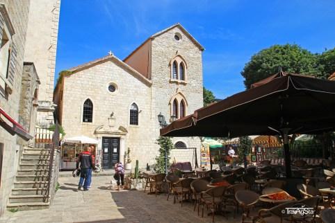 Budva Montenegro; Stari Grad