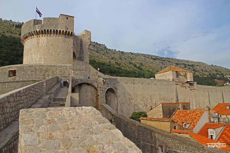 City Wall, Dubrovnik, Croatia