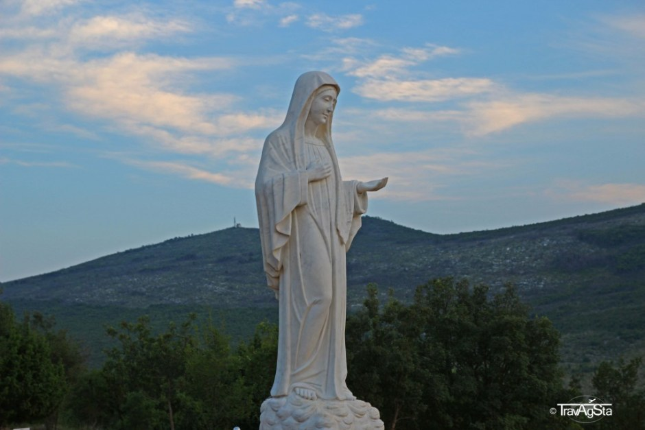 Medugorje, Maria Apparition Hill