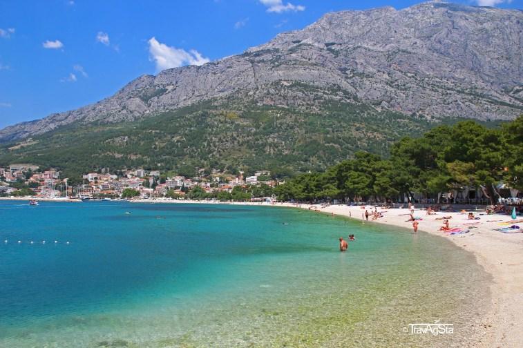 Makarska Riviera, Dalmatia, Croatia; Baska Voda